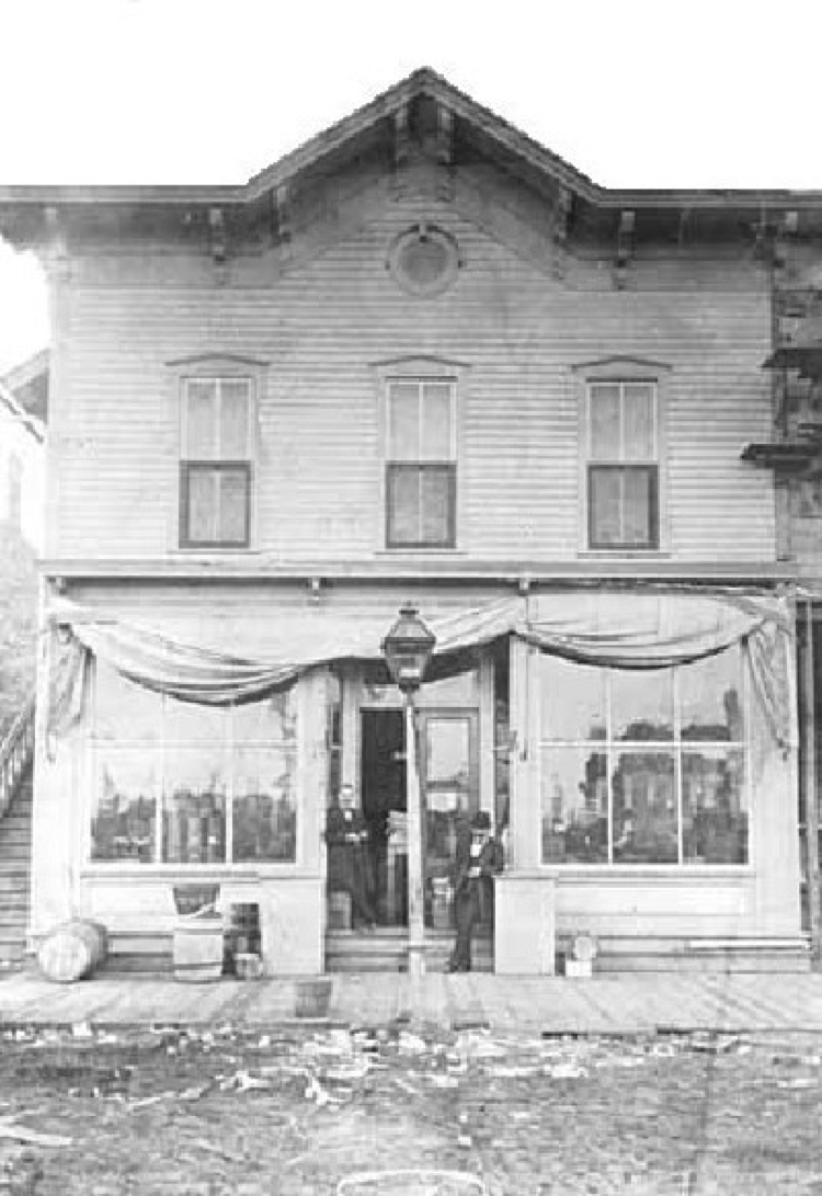 Crow Wing County Historical Society - Brainerd Downtown Buildings ...