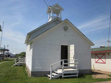 School House At The Fairgrounds